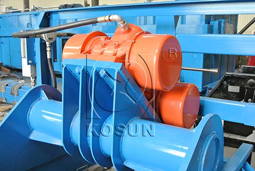 Oil Shale Shaker machine