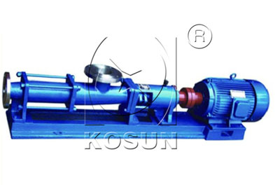 Screw pump, screw pump supplier
