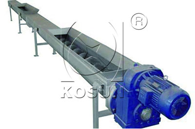 Screw conveyer, screw conveyer supplier