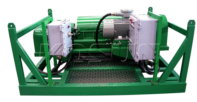 New Model D450 Decanter Centrifuge of KOSUN